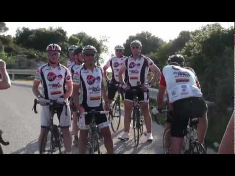 Warren Smith - 25th April 2012 Blog - Cycle Slam day 3 - Greece.mp4