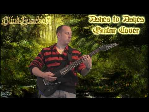 Blind Guardian - Ashes to Ashes - Guitar Cover