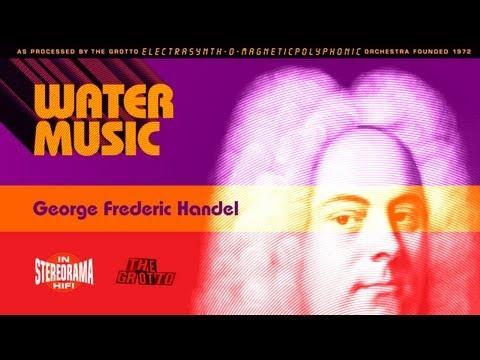 Handel: Water Music Synthesized v2.0