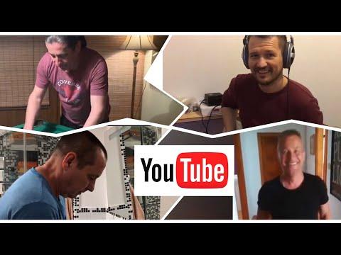 """REPUBLIC & """"Otthon Maradók Köztársasága"""" - Maradj Te Is Otthon Igen! - Official Music Video"""