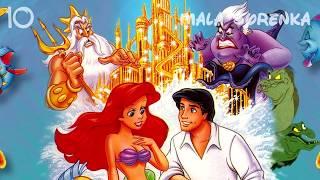 Seks ukryty w filmach Disney
