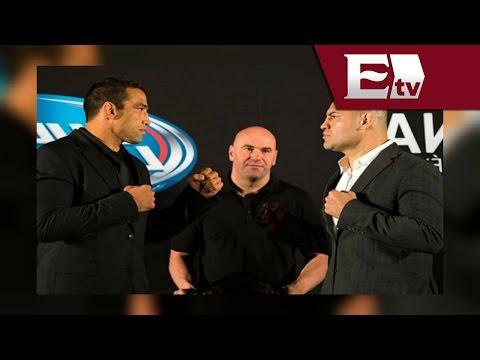 Lista la cartelera para la UFC en México / Vianey Esquinca
