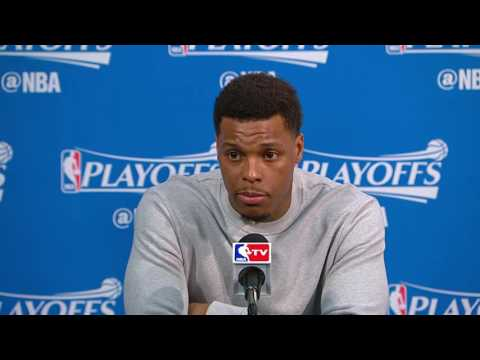 Raptors Post-Game: Demar Derozan & Kyle Lowry - May 15, 2016