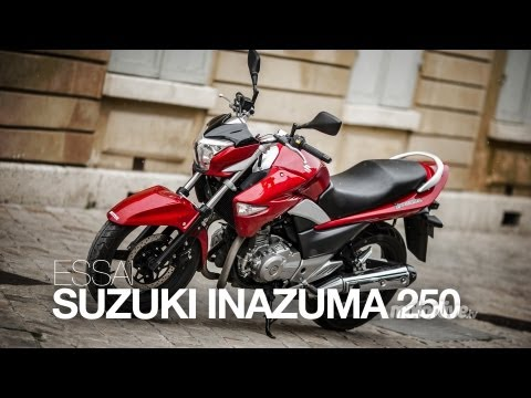 [TEST] Suzuki Inazuma 250