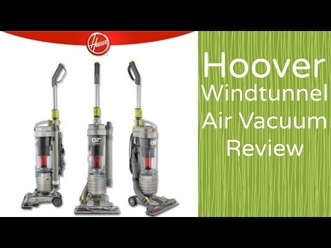 Hoover Windtunnel Air Vacuum Review