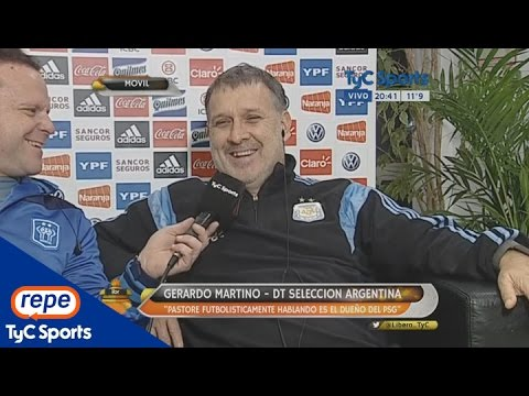 Gerardo Martino, sobre la Copa América Chile 2015:
