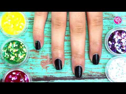 Colitas de Sirena para tus uñas