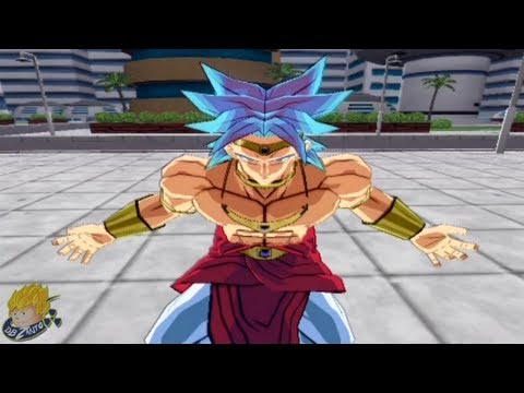 Dragon Ball Z Budokai Tenkaichi 2 - Story Mode| Broly The Legendary Super Saiyan| (part 30) 【hd】 video