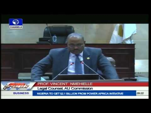 Pan African Parliament: African Lawmakers Hold 2-Day Conference In Johannesburg