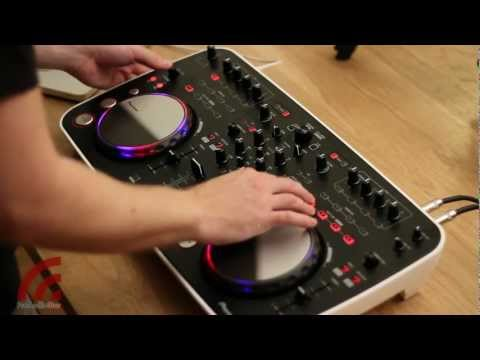 Pioneer DDJ-ERGO V -- Demonstration by Dj Anubus