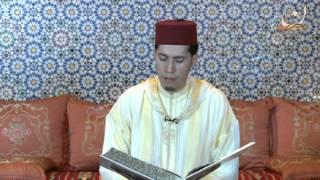 سورة الإنشقاق  برواية ورش عن نافع القارئ الشيخ عبد الكريم الدغوش