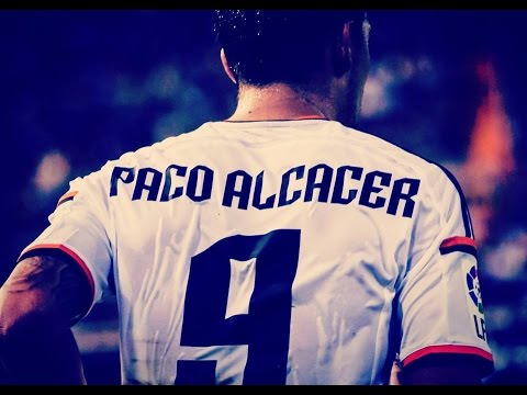 Paco Alcacer ● Best Goals Show ● Valencia | 2014/15 HD