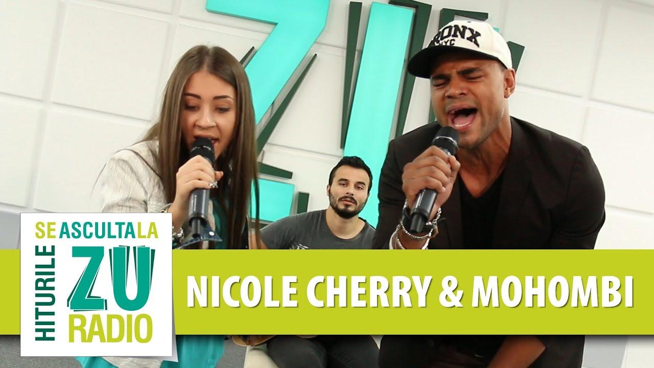 Mohombi & Nicole Cherry - Medley (Live la Radio ZU)