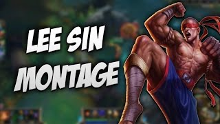 LEE SİN MONTAGE 2017 - Best Of Lee - League of Legends