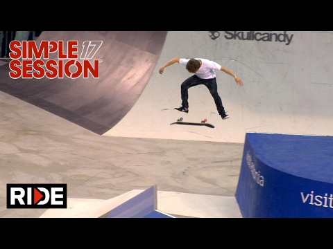 Pat Duffy, Josh Matthews & More at the 2017 Simple Session Qualifiers