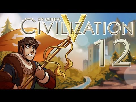Let's Play Civilization 5: Gods and Kings - The Dutch - Part 12: Germany Must Pay
