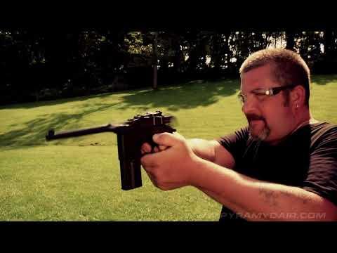 Umarex Legends M712 full-auto bb gun - Airgun Reporter Episode #121