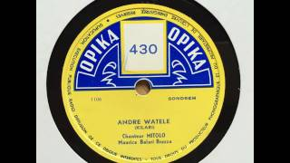 OPIKA 430 maurice mitolo - andre watele