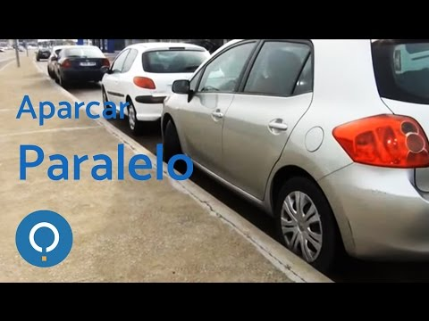 Estacionar un auto en paralelo - Aprender a conducir