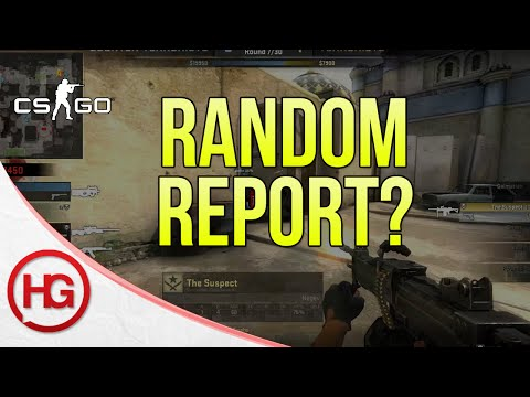 What was he reported for!? (CS:GO Overwatch #14)