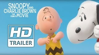 Snoopy & Charlie Brown: A Peanuts Movie | Official UK Teaser Trailer HD | 2015