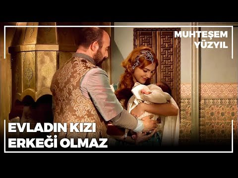 Sultan Süleyman'ın Mihrimah Sultan Sevgisi! | Muhteşem Yüzyıl
