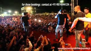 Yo Yo Honey Singh @ Palwal, Faridabad (30-06-2012)