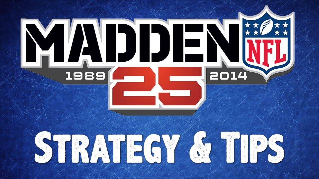 Ps3 Madden 11 Defense Tips Madden 25 Tips 360 Ps3
