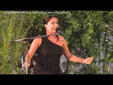 Oscar HERRERO - Muchacha y la vergüenza (Música Pre-Flamenca) -