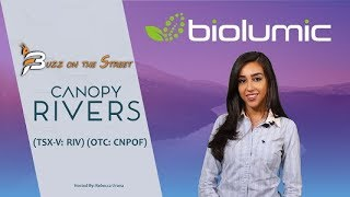 """The Latest """"Buzz on the Street"""" Show: Featuring Canopy Rivers Inc. (TSX-V: RIV) Investment News"""