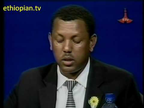 Ethiopian Election 2010: Debate 6, Round 1 - Part 5 of 9: EDP