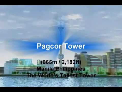 Pagcor Tower: World's Tallest Tower