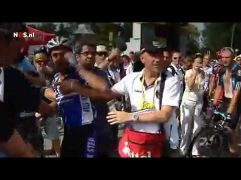 Tour de France Fight (2010 - Rui Costa vs Carlos Barreda)