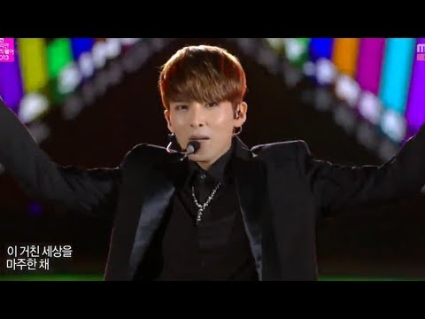 [hot] Super Junior - Sexy Free & Single, 슈퍼주니어 - 섹시 프리 앤 싱글, Incheon Korean Music Wave 20130918 video