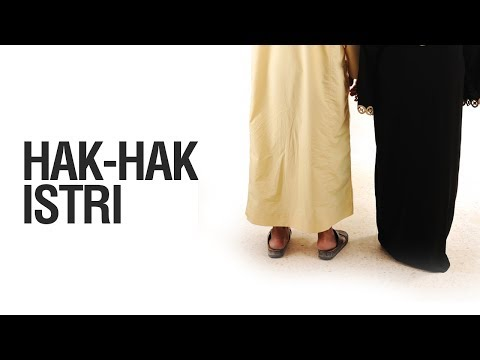 Hak Hak Istri - Ustadz Mukhlis Biridha