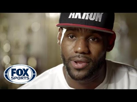 Akron Still Close to LeBron James' Heart