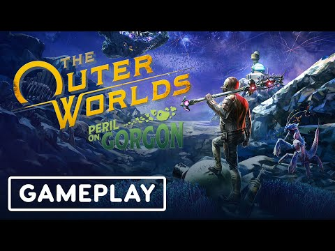 The Outer Worlds: Peril on Gorgon DLC Gameplay | gamescom 2020