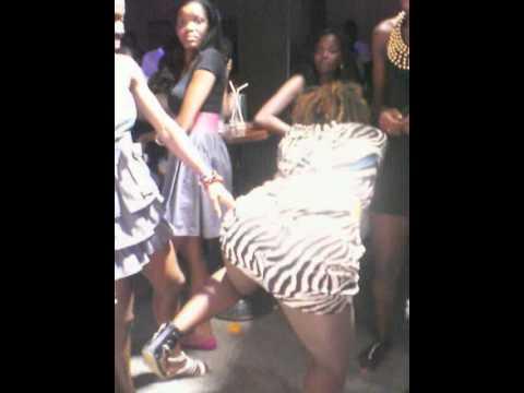 Tchuco no W Club Luanda
