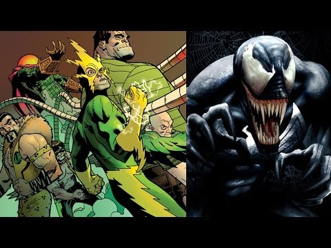 Sinister Six & Venom Spiderman Spinoff Details Revealed
