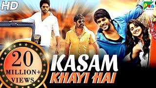 Kasam Khayi Hai   New Romantic Hindi Dubbed Movie   Sundeep Kishan, Regina Cassandra, Jagapati Babu