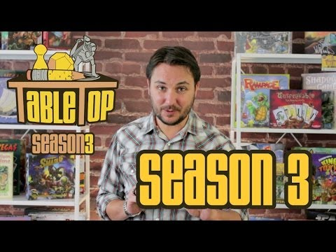 Help Wil Wheaton Make Season 3 of TableTop a Reality!
