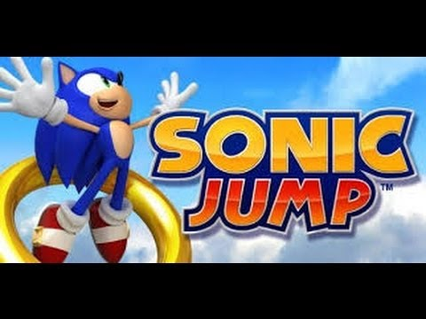 Sonic Jump on Samsung GALAXY young and all armv6 devices