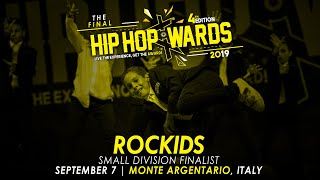 ROCKIDS (ITA) - Small Division | Hip Hop Awards 2019 The Final