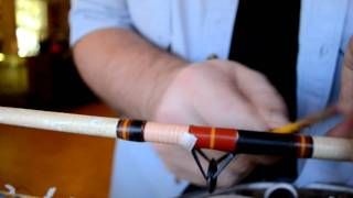 How to fix a broken fishing pole for How to repair a broken fishing rod