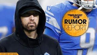 Eminem Explains Why He Released