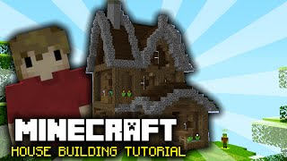 Minecraft: Ultimate House Building Tutorial! (Custom Map)
