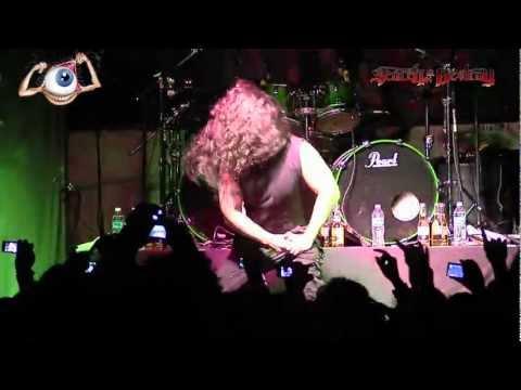 Kataklysm - Like Angels Weeping (Mexico City) HD
