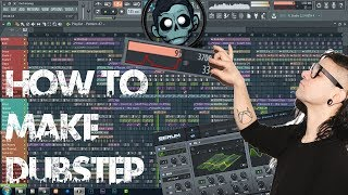 How to make DUBSTEP | FL Studio Tutorial |