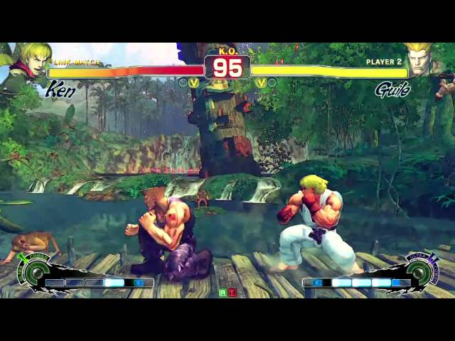 Road to World Game Cup ! SSF4AE Team Tournament @ Versus Dojo 05.02.11 - Final - Part 1 / 2