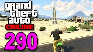 Grand Theft Auto 5 Multiplayer - Part 290 - Trials 3 Track! (GTA Online Gameplay)